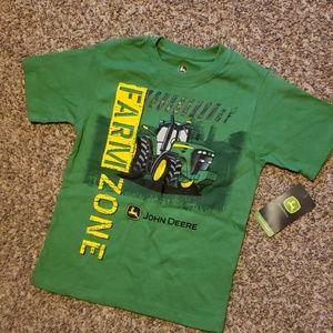 NWT John Deere boys shirt